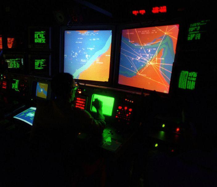 神盾系統的主要螢幕(網上圖片)