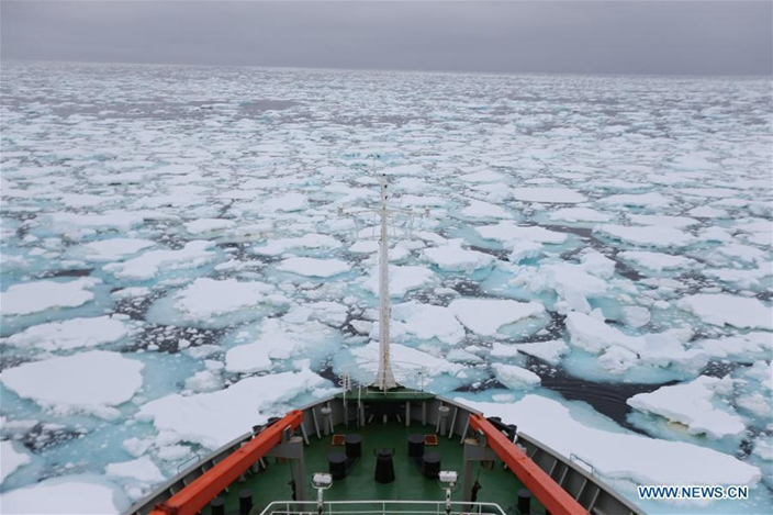 d19d9354a3f Xuelong set sail from Shanghai, east China, on Nov. 8, beginning the  country's 34th Antarctic expedition. Researchers will conduct preliminary  work on ...