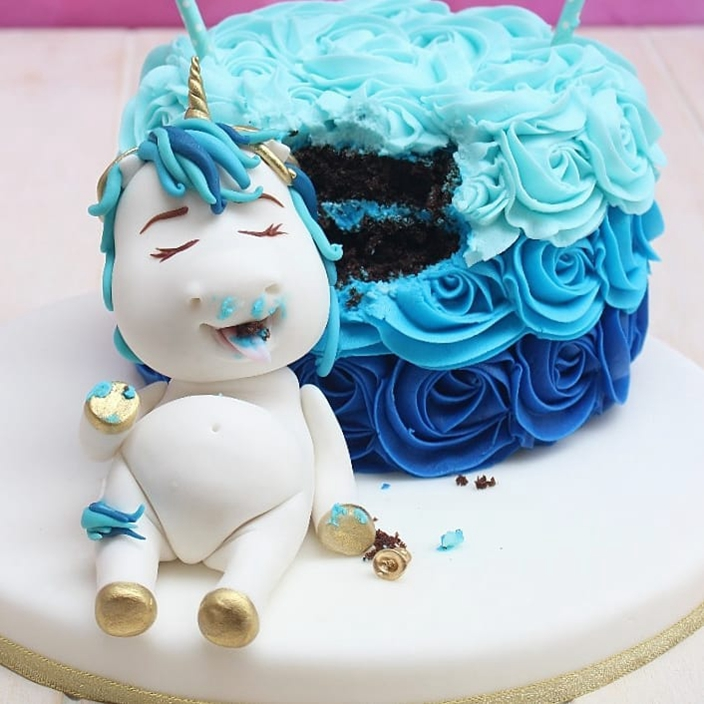 Cake Over Groin