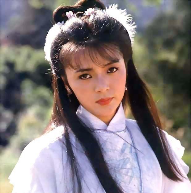 陳玉蓮在83版《神鵰俠侶》中飾演小龍女,被認為無法超越。(網上圖片)