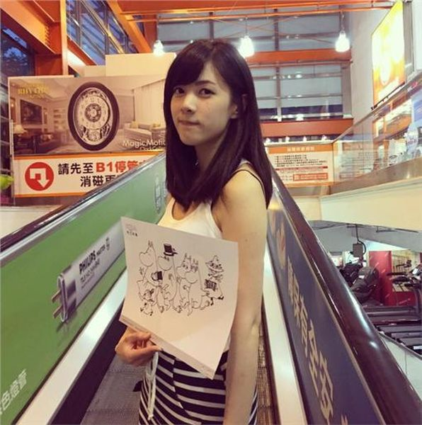 20160426 PN 台灣 正妹 空姐 娜美 (11)