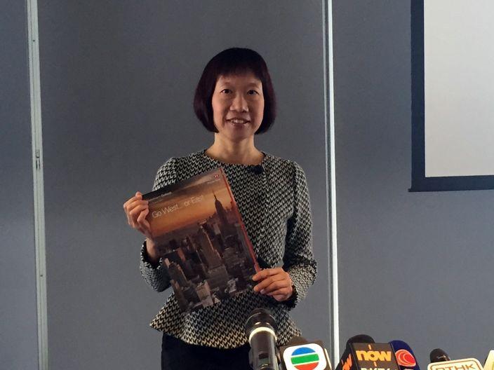 滙豐私人銀行董事總經理兼投資策略亞洲區主管范卓雲。