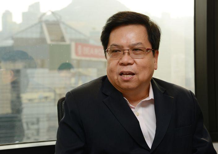 董事長兼總裁張子鈞。(資料圖片)