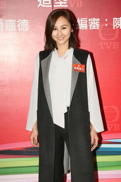 高Ling透露在劇中要紮胸上陣。
