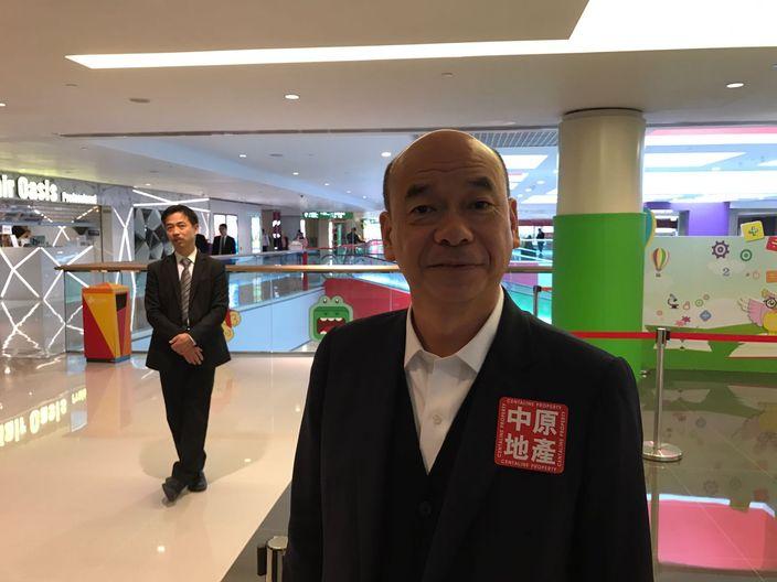 中原亞太區住宅部總裁陳永傑