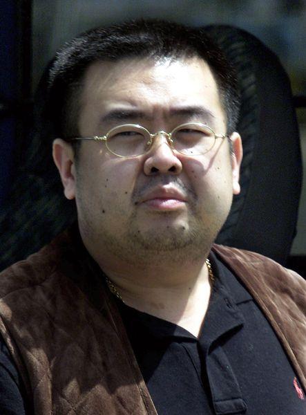 金正男(AP資料圖片)