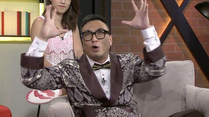 鄒凱光自爆曾在日本「一夜情」經驗。