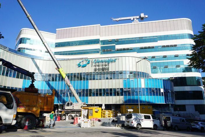 港怡醫院即將開業。﹝資料圖片﹞