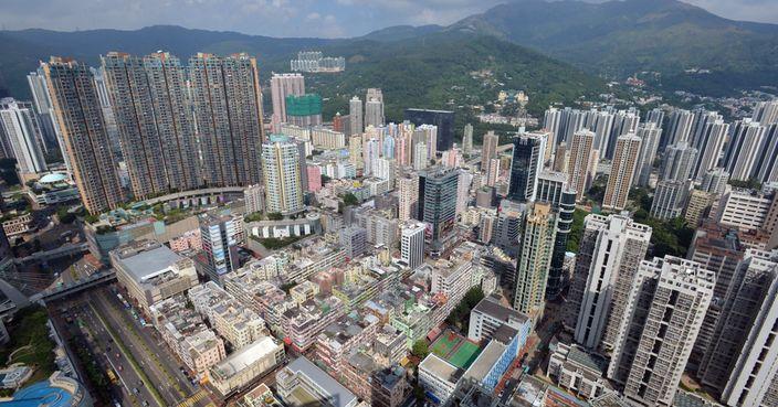 陳家強提醒市民注意樓市風險大