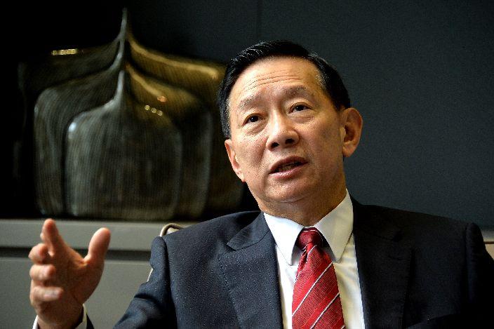 滙豐亞太區副主席兼行政總裁王冬勝。
