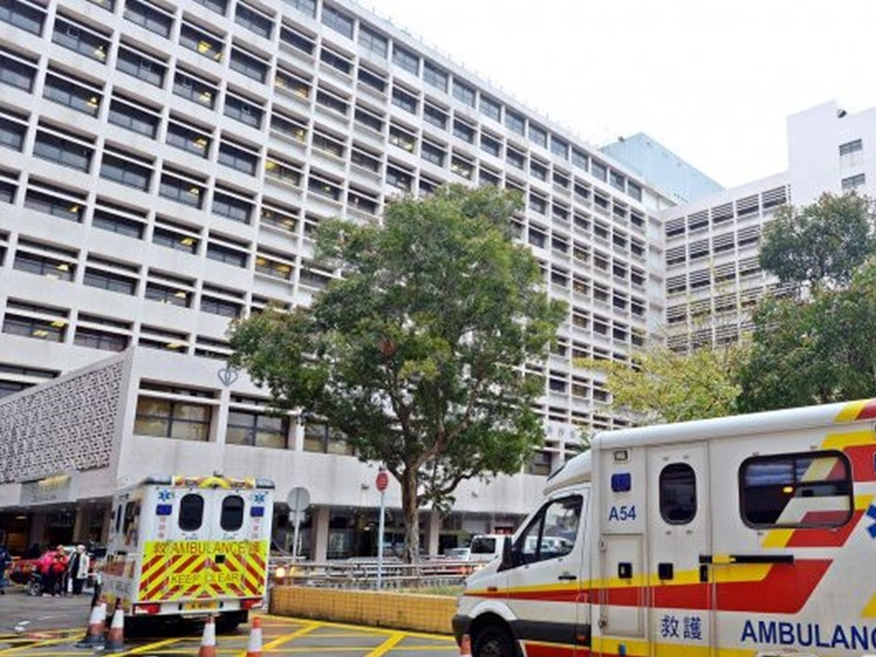 旺角中年夫婦遭多名惡漢鐵棍襲擊 丈夫昏迷送院