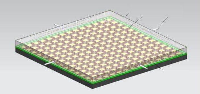 光控可調頻選表面(FSS)天線罩(網上圖片)