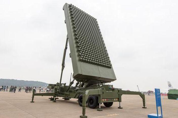 可以偵察隱形設備的米波雷達(網上圖片)