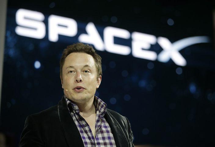 實現衛星上網服務背後,是馬斯克希望改變世界的雄心壯志。(網上圖片)