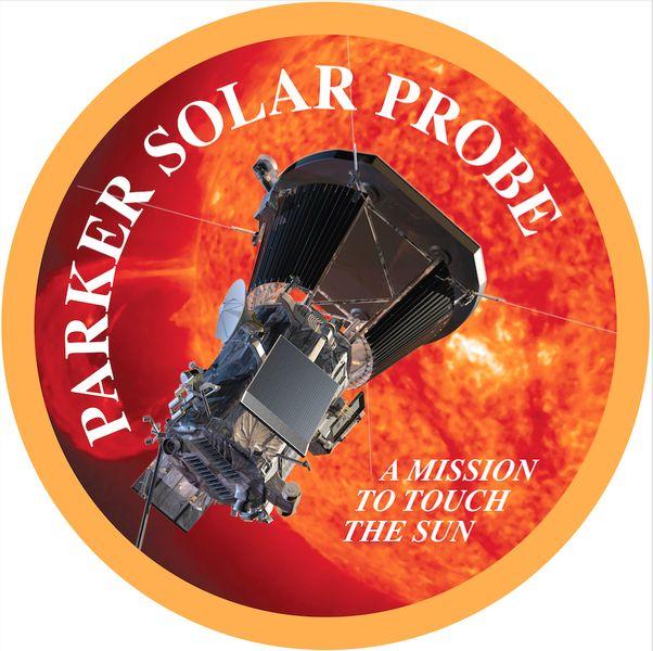 帕克太陽探測器(NASA圖片)