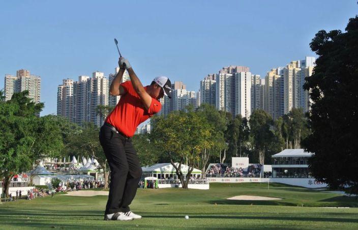 香港高爾夫球公開賽