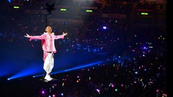 劉德華跨年演唱會
