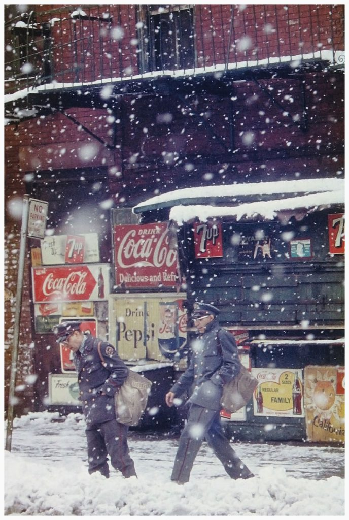 LEITER_1952_Postmen