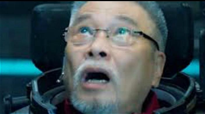 圖:吳孟達久未有戲拍了,如今拼命出演。