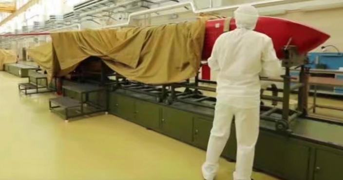 「雨燕」核動力巡航導彈