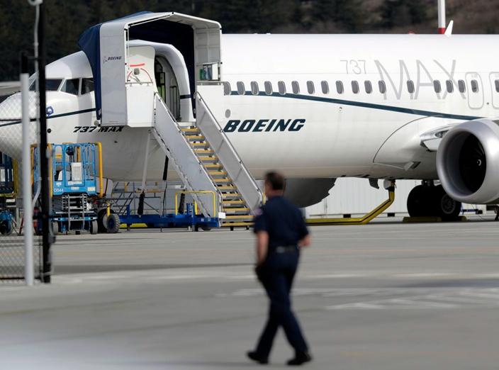 波音737MAX