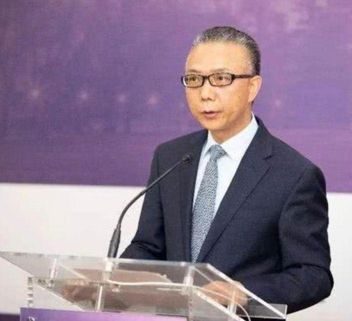 中国驻智利大使徐步2
