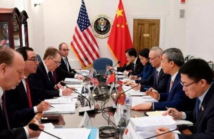 中美第9輪貿易談判