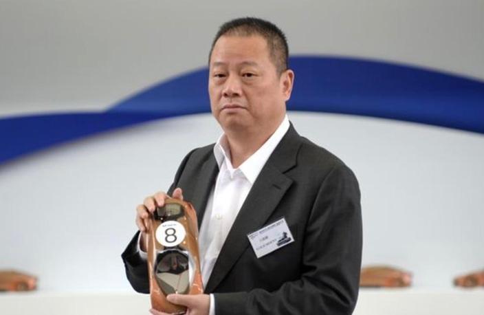 圖:高銀主席潘蘇通。