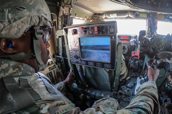 美國國防部對中國5G充滿介心。(美國國防部圖片)