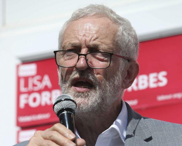 特朗普直接批評英國工黨領袖托爾賓。