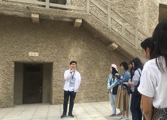 學生參加考核1