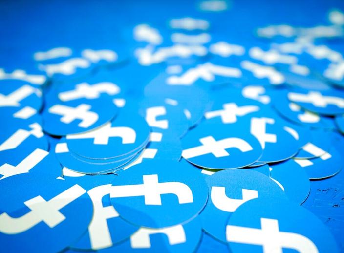 Facebook用戶龐大,必有死忠用戶。(AP圖片)