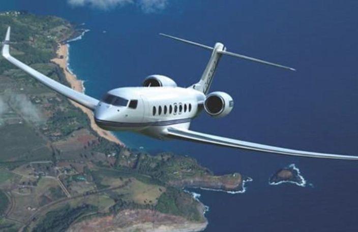灣流G650更是內地超級富豪至愛。