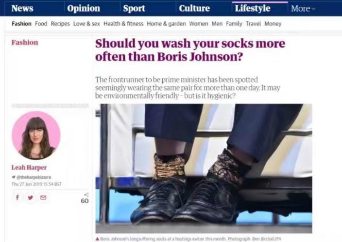 英國《衛報》做了科普文章叫人注意衛生。