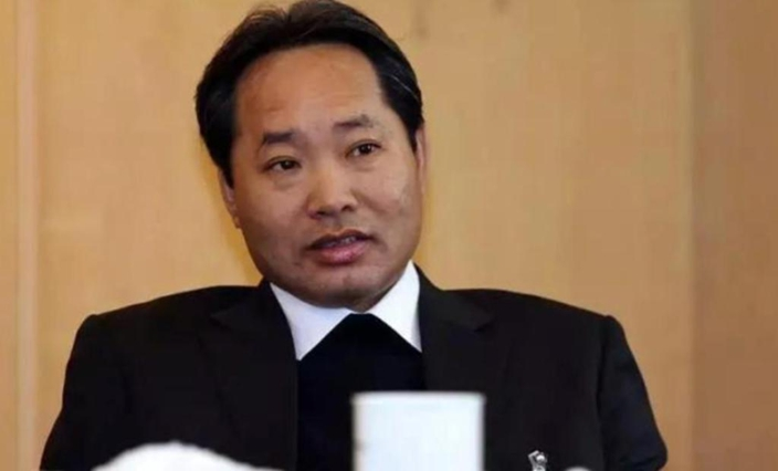 酷派的新救星、京基集團董事長陳華。網上圖片