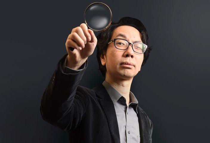 中文大學物理系高級講師湯兆昇博士。中大網站圖片