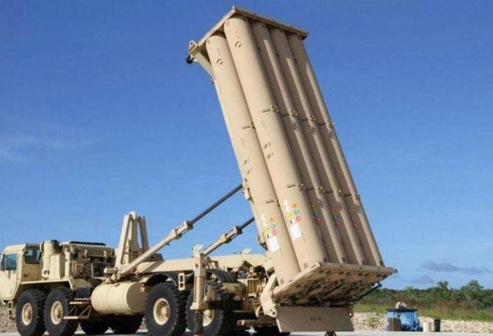 薩德導彈防禦系統。美國陸軍圖片