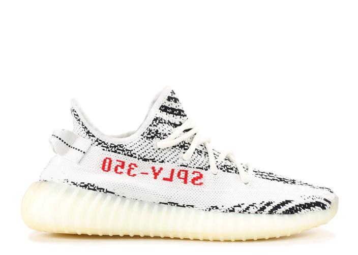 Adidas Yeezy 350(网上图片)
