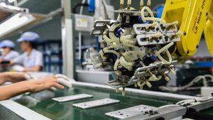 """""""工业4.0""""利用精密计算、大数据及物联网等科技,提高生产效率"""