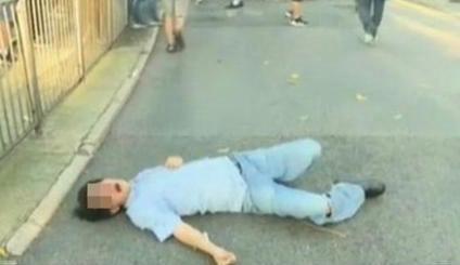 49歲男子在灣仔被打到昏迷,送院時情況危殆。