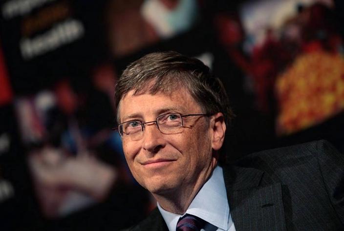 蓋茲建議華為效法微軟公開產品技術釋除公眾疑慮的做法。(新華網圖片)
