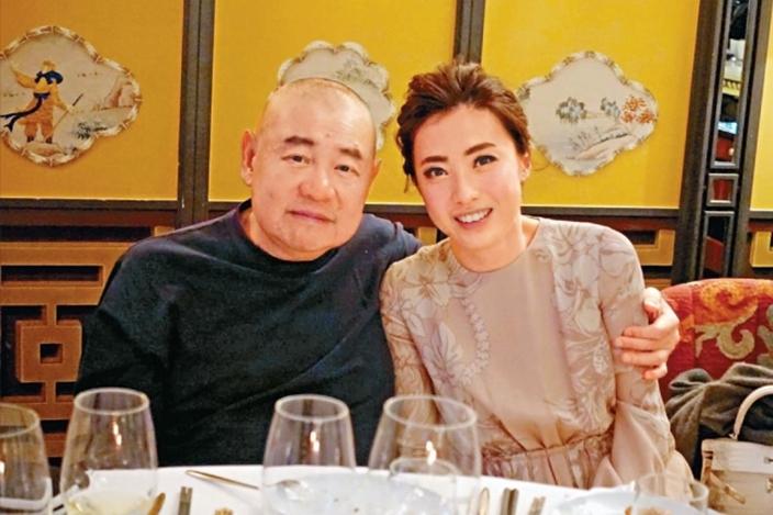 劉氏夫婦對恒大充滿信心