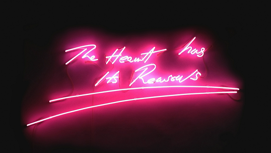 Tracey Emin_The Heart Has its Reasons(Option2)