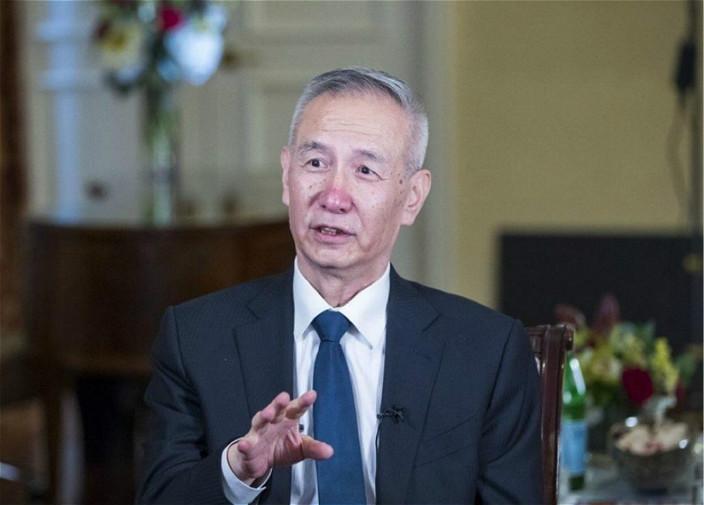 副總理劉鶴。