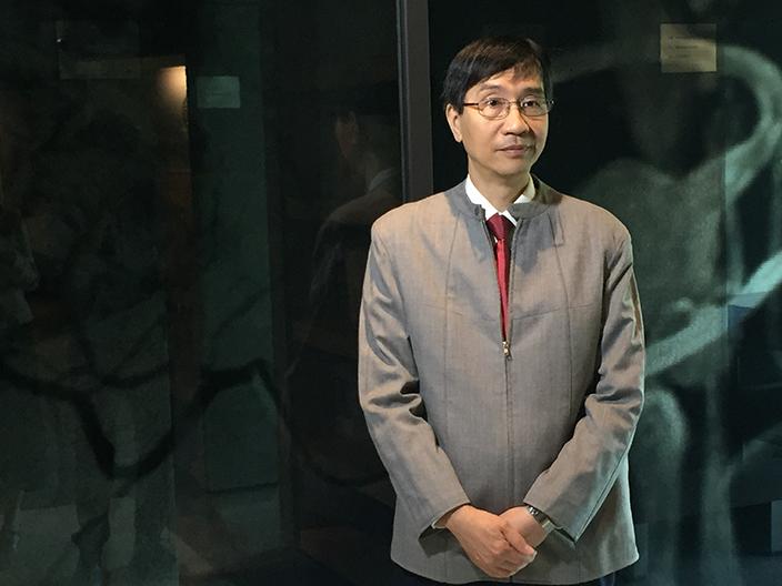 袁國勇。資料圖片