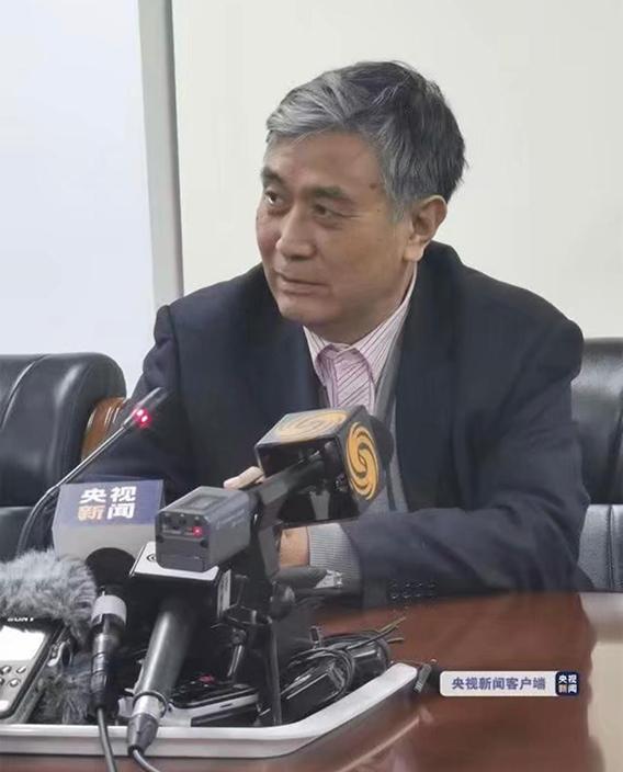中國疾病預防控制中心流行病學首席科學家曾光