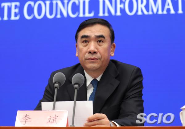 國家衛健委副主任李斌指,已向全國下發了診斷試劑,是發現確診病例上升的主因。國新網圖片