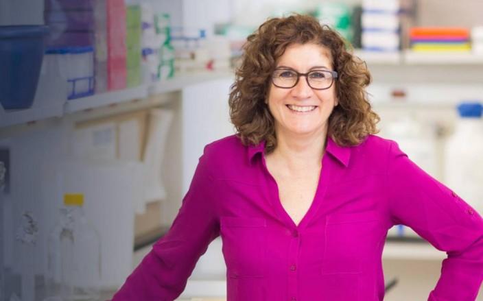 紐約大學遺傳學家海居。紐約大學圖片