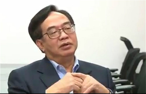 立法會工程界議員盧偉國。