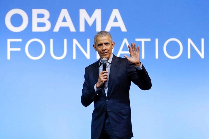 奧巴馬不是省油的燈,維護美國利益不惜動武。AP圖片